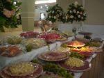 Mesa de frios - buffet status