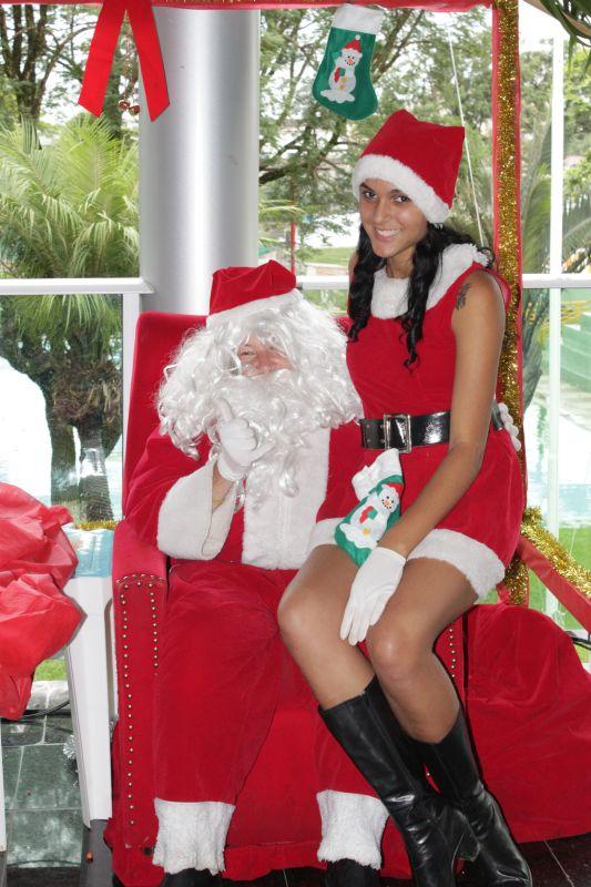 Locação Poltrona Papai Noel