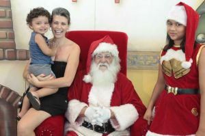 Contrate Papai Noel