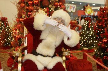 Contratação Contrate Papai Noel Fim Ano