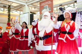 Contratação Contrate Papai Noel
