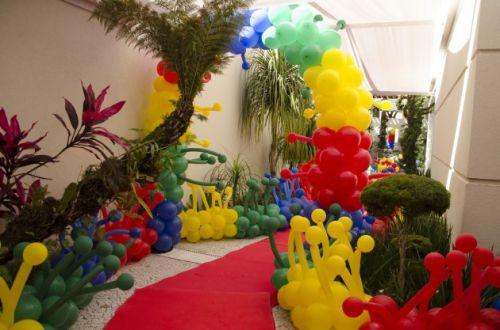 Organização Decoração Festa Aniversário Infantil
