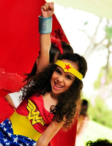 ANIVERSÁRIO SUPER HEROIS - ADVENTURE