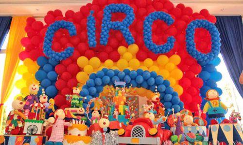 Organização Aniversário Infantil - ADVENTURE