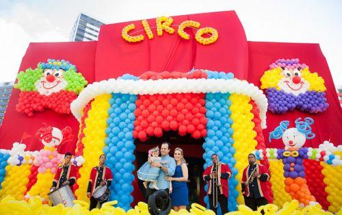 Organização Festa Aniversário Infantil