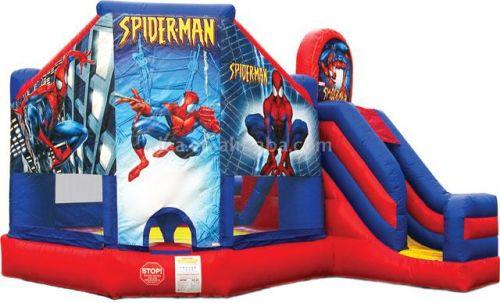 - Castelo Spiderman / 2014 - E'mail - adventure.eventos10@yahoo.com.br