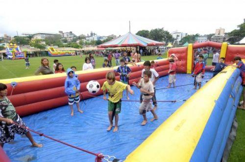 - Futebol Sabão / Vários Tamanhos e Modelos - E'mail - adventure.eventos10@yahoo.com.br