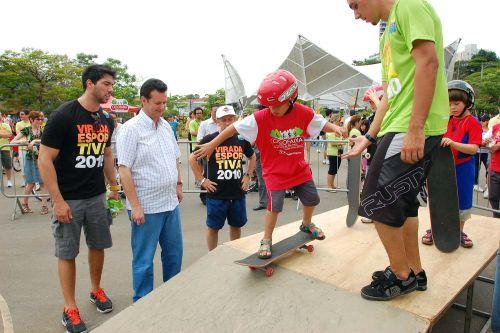 Organização Eventos Esportivos Radicais Infantil