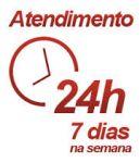 ATENDIMENTO 24 HORAS - 7 DIAS NA SEMANA