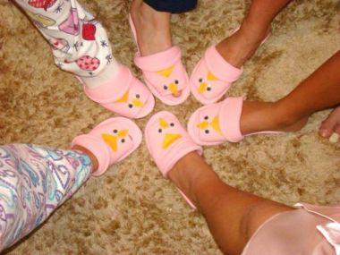 Organização Festa Noite Pijama