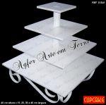 __ Torre para CupCake __ COD. 01541 ___ R$ 144,90 ou 05 X R$ 28,98 *