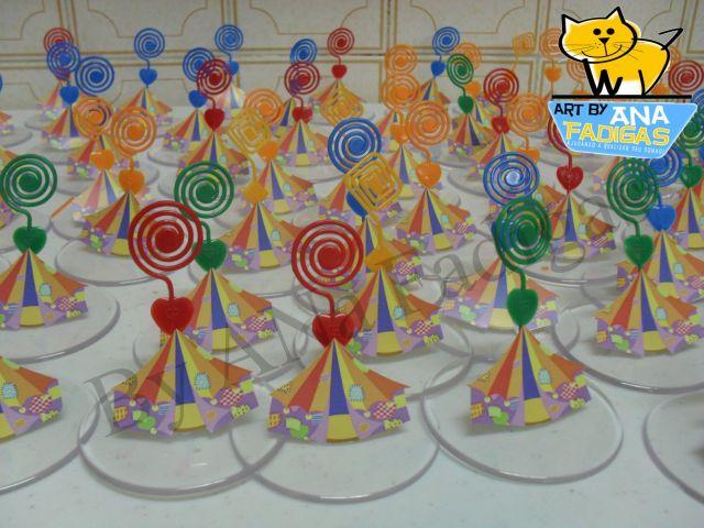 7 Lembrancinhas Tema de Circo: Confira Ideias para a Festa