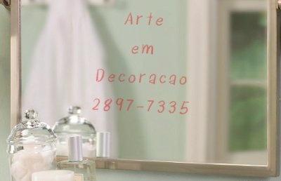 ARTE EM DECORA��O   2897-7335