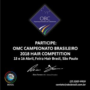 A OBC Campeonato Hair Competit