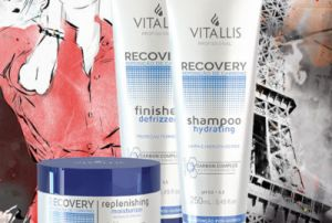 Vitallis recovery pós química