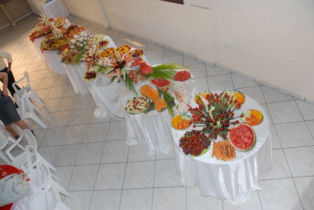 Mesas de frutas decorativas assessoria solo - Mesas decorativas ...