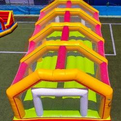 Futebol de Sabão Coberto