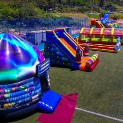 Lindo Kit de brinquedos infláveis