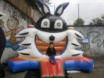 balão pula pula gato