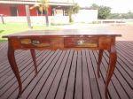 Mesa cerimônia madeira rústica