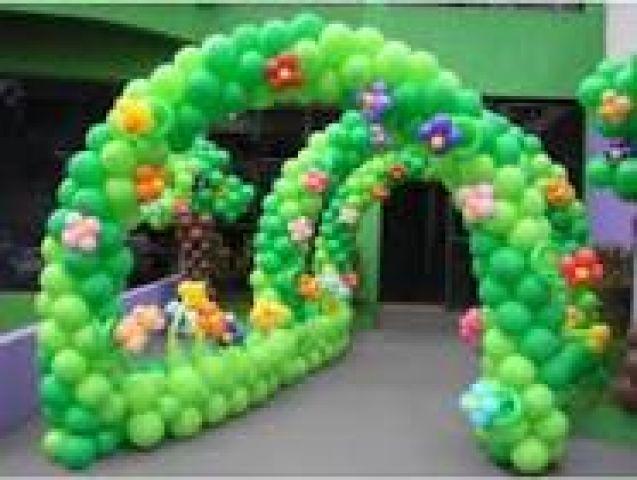 Decoração Com Balão  FABRICA DE SONHOS !!!!!
