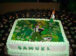 torta decorada ben 10