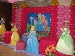 cenario princesas