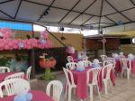salão de festas festa Cinderela