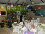 festa jardim da Ana Luiza