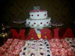 90 anos Maria