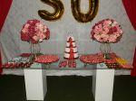 festa 50 anos da claudia