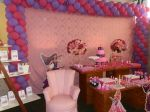 festa Barbie pop estar