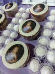 cupcake com foto