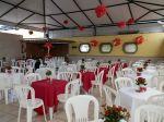 salão de festas,mesa de convidados festa adulto