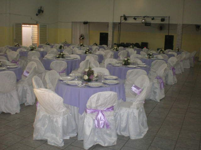 decoração em lilás  cantlizbuffet