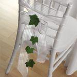 Cadeira de Madeira decorada..Um Luxo!!