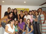 Curso de Assessoria e Cerimonial dia 17.01.10 no Hotel Golden Tower de SP