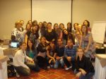 Curso de Assessoria e Cerimonial dia 22.08.10 no Hotel Golden Tower de SP