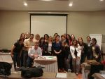 Curso de Assessoria e Cerimonial dia 24.10.10 no Hotel Golden Tower de SP