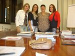 Curso de Assessoria e Cerimonial dia 28.10.10 no Hotel Golden Tower de SP