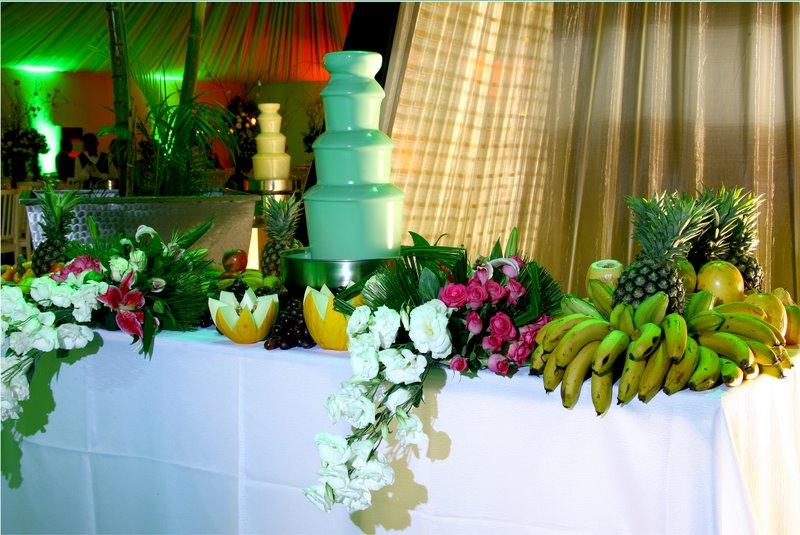 Cascata de Chocolate Eventos em geral.