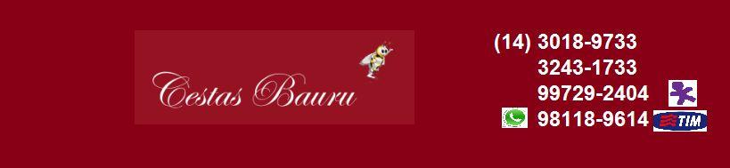 Cestas de Café da Manhã e outras ocasiões em Bauru - (14) 3018-9733