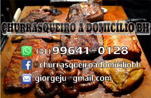 CHURRASQUEIRO À DOMICÍLIO BH