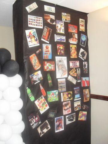 anos 80 clethagu festas e eventos On mural anos 80