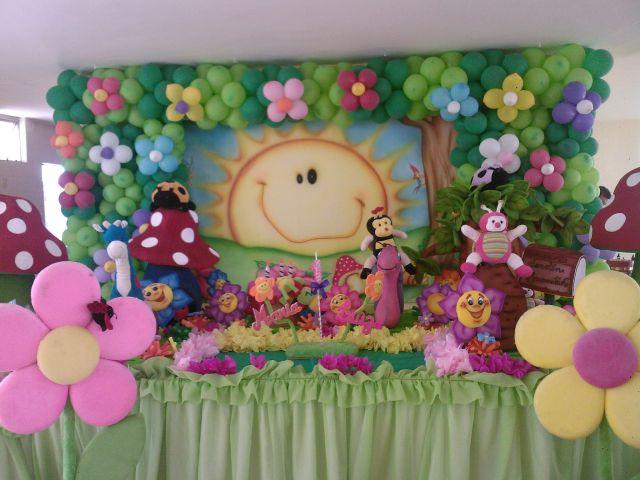 decoracao de mesa tema jardim encantado : decoracao de mesa tema jardim encantado:Jardim Encantado – Clethagu Festas e Eventos