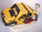 cód:3033 aniversário do dono do carro tac..