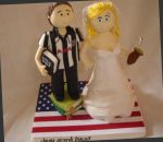 Cód:N238  noiva é gaúcha, rumo ao Estados Unidos