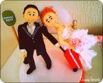 cód: 244  noivo levando a noiva  na malinha, lua de mel Buenos Aires.