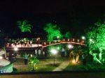 Rancho Alegre - Iluminação Externa