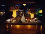 Hotel Villa D´Angelo - Iluminação Mesa Bolo